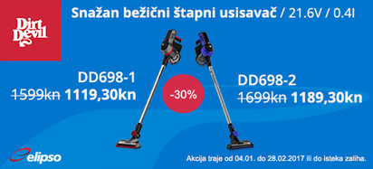 akcija dirt devil dd698