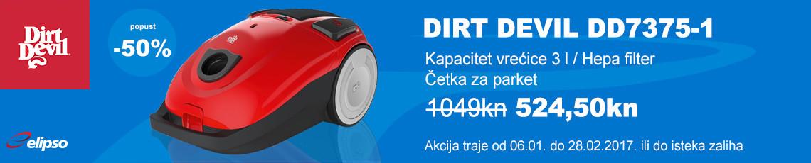 dirt devil dd7375-1 akcija