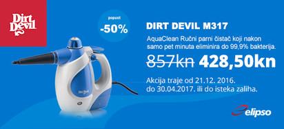 dirt devil m317 akcija 50 posto