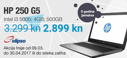 HP Akcija 250 G5 Ozujak-Travanj 2017