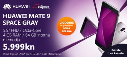 Huawei Mate9 prilika veljača