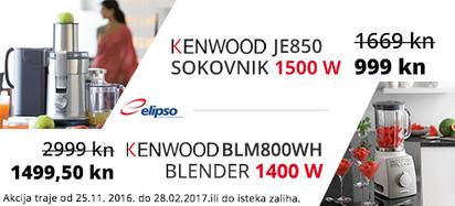 kenwood akcija blender i sokovnik