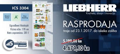 Liebherr ICS3304