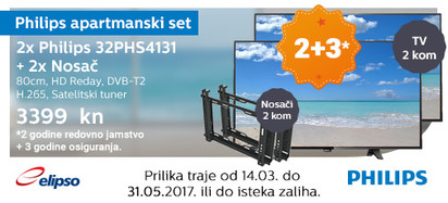 Philips 32PHS4131 apartmanski set