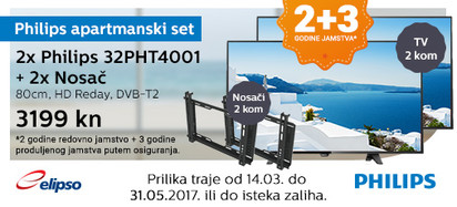 Philips 32PHT4101 apartmanski set
