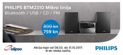Philips BTM2310 akcija ožujak