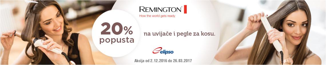 remington pegle i uvijači za kosu 2016
