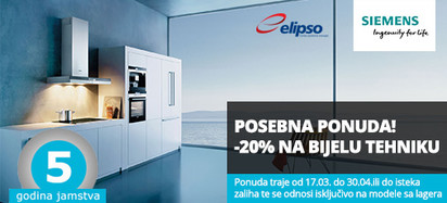 Siemens BT 20 posto popusta